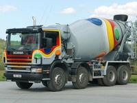Cena mixu betonu